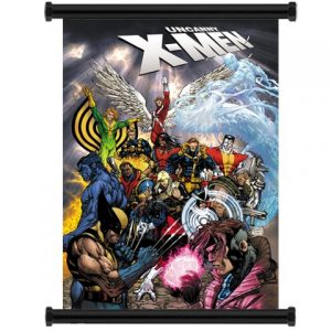 X-Men-Comic-Fabric-Wall-Scroll-Poster-16-x-24-Inches-0