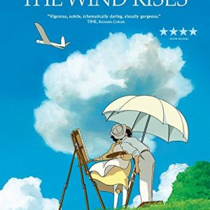 The-Wind-Rises-Poster-2013-Japanese-Animated-Historical-Fantasy-Wall-Art-16x20-Inches-0