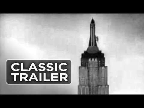 King Kong (1933) Official 1938 Re-Release Trailer – King Kong Movie