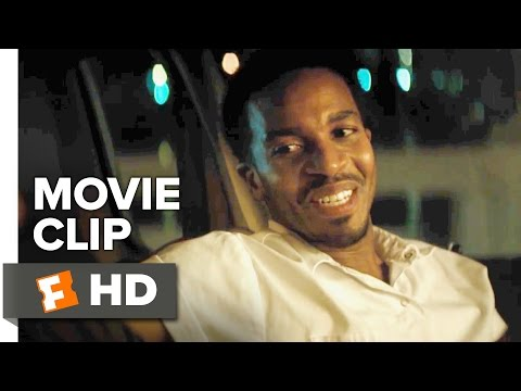 Moonlight Movie CLIP – Classic Man (2016) – André Holland Movie