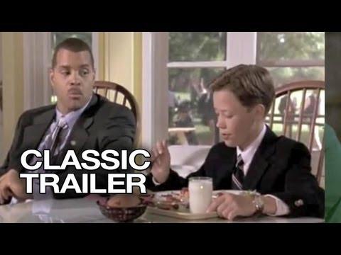 First Kid (1996) Classic Trailer- Sinbad Movie HD