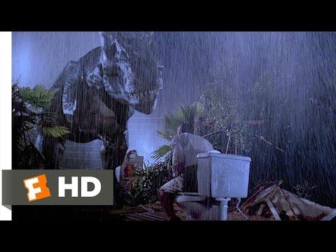 Jurassic Park (4/10) Movie CLIP – Tyrannosaurus Rex (1993) HD