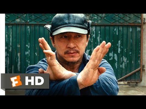The Karate Kid (2010) – Six Versus One Scene (1/10) | Movieclips