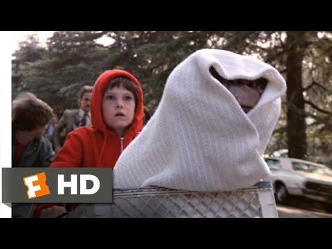 Ride in the Sky – E.T.: The Extra-Terrestrial (9/10) Movie CLIP (1982) HD