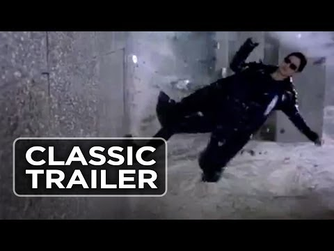 The Matrix (1999) Official Trailer #1 – Sci-Fi Action Movie