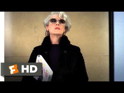 The Devil Wears Prada (1/5) Movie CLIP – Gird Your Loins! (2006) HD