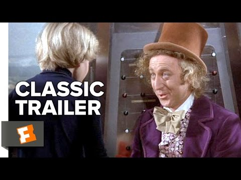 Willy Wonka & The Chocolate Factory (1971) Official Trailer – Gene Wilder, Roald Dahl Movie HD