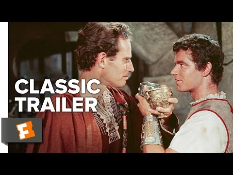 Ben-Hur (1959) Official Blu-Ray Trailer – Charlton Heston, Jack Hawkins, Stephen Boyd Movie HD