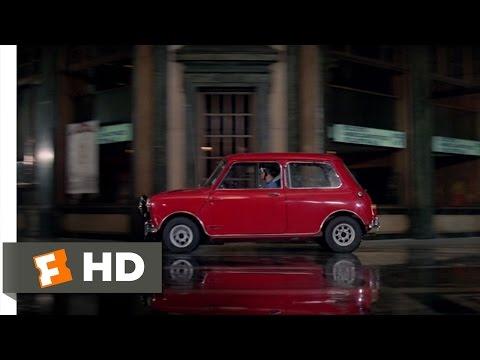 Mini-Cooper Chase – The Italian Job (6/10) Movie CLIP (1969) HD