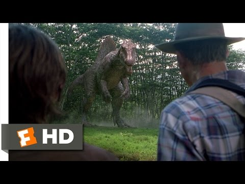 Jurassic Park 3 (7/10) Movie CLIP – A Broken Reunion (2001) HD
