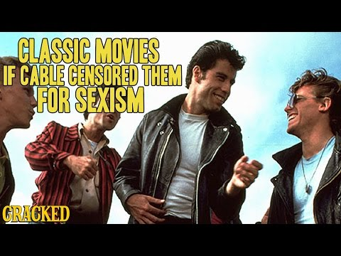 Classic Movies With The Misogyny Censored