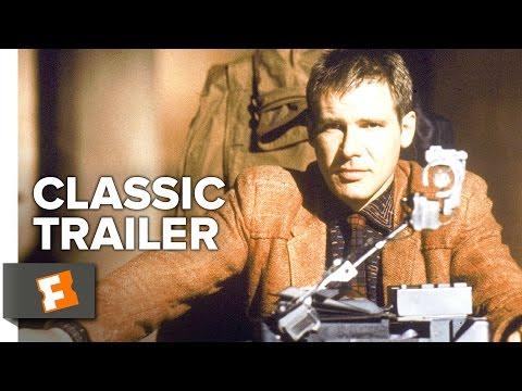 Blade Runner (1982) Official Trailer – Ridley Scott, Harrison Ford Movie