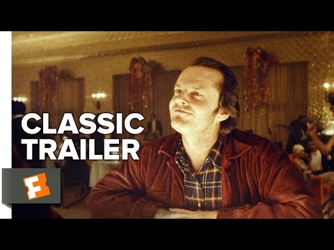 The Shining (1980) – Jack Nicholson, Stanley Kubrick Horror Movie HD