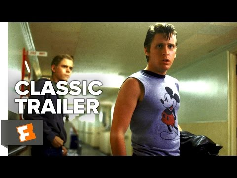 The Outsiders (1983) Official Trailer – Matt Dillon, Tom Cruise Movie HD