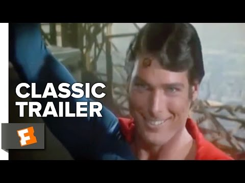 Superman II (1980) Official Trailer #1 – Christopher Reeve, Gene Hackman Superhero Movie