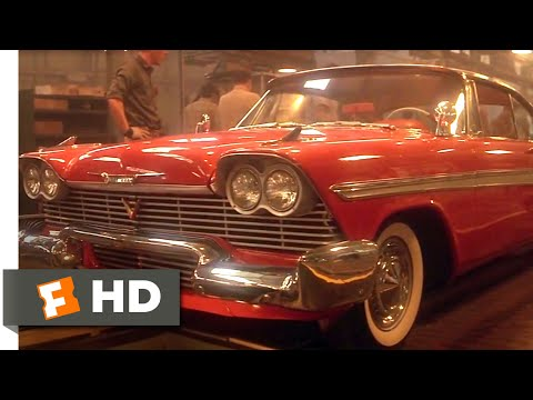 Christine (1983) – Body by Plymouth. Soul by Satan. Scene (1/10) | Movieclips
