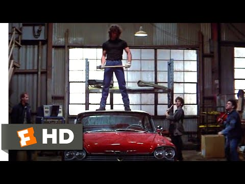 Christine (1983) – The Wrecking Crew Scene (3/10) | Movieclips