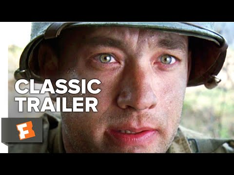 Saving Private Ryan (1998) Trailer #1 | Movieclips Classic Trailers