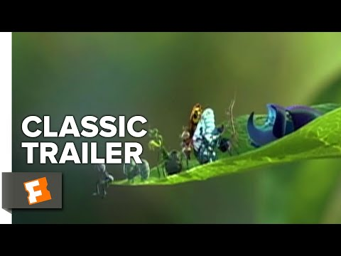 A Bug's Life (1998) Teaser Trailer #1 | Movieclips Classic Trailers
