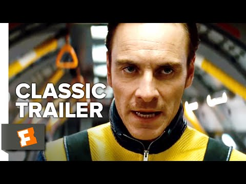 X-Men: First Class (2011) Trailer #1 | Movieclips Classic Trailers