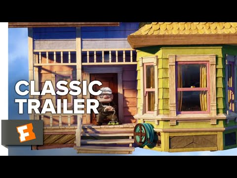 Up (2009) Teaser Trailer #1 | Movieclips Classic Trailers