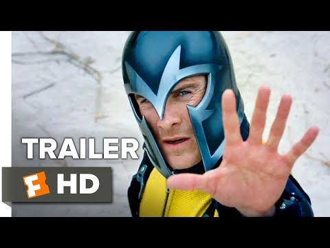 X-Men: First Class (2011) Trailer #2 | Movieclips Classic Trailers