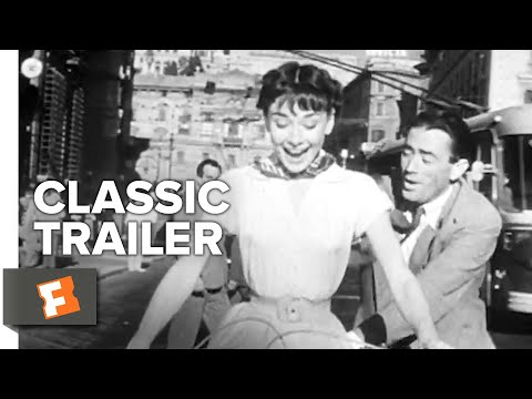 Roman Holiday (1953) Trailer #1 | Movieclips Classic Trailers