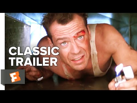 Die Hard (1988) Trailer #1 | Movieclips Classic Trailers