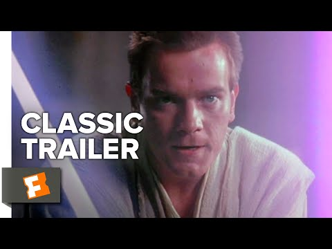Star Wars: Episode I – The Phantom Menace (1999) Trailer #1 | Movieclips Classic Trailers