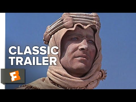 Lawrence of Arabia (1962) Trailer #1 | Movieclips Classic Trailers