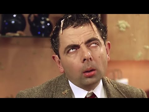 Contemplating Bean | Funny Clips | Classic Mr Bean