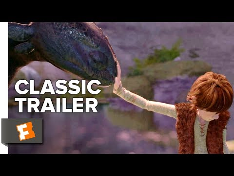How to Train Your Dragon (2010) Trailer #1 | Movieclips Classic Trailers
