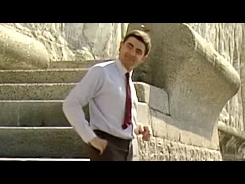 Bean Around | Funny Clips | Classic Mr Bean