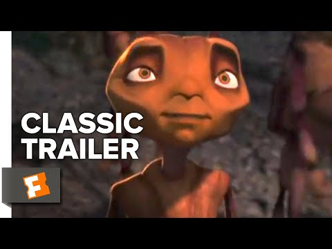 Antz (1998) Trailer #1 | Movieclips Classic Trailers