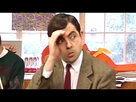 Hilarious Times | Funny Clips | Classic Mr Bean