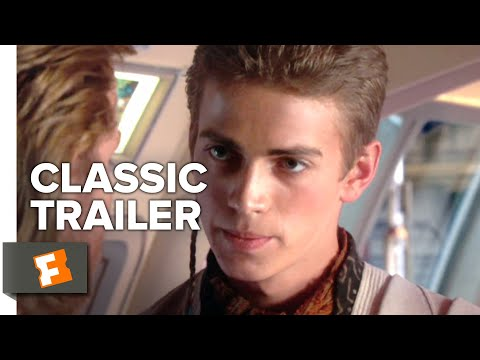 Star Wars: Episode II – Attack of the Clones (2002) Trailer #1 | Movieclips Classic Trailers