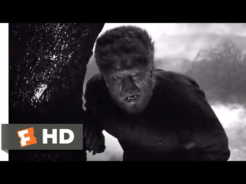 The Wolf Man (1941) – First Kill Scene (5/10) | Movieclips