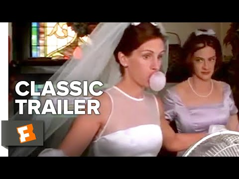 Runaway Bride (1999) Trailer #1 | Movieclips Classic Trailers