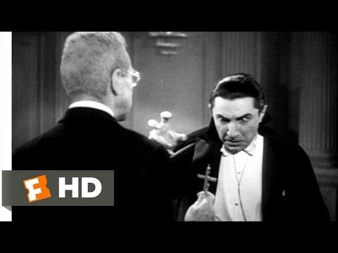 Dracula (9/10) Movie CLIP – Dracula and Van Helsing (1931) HD