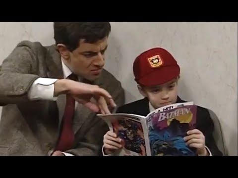 Beaning Bean | Funny Clips | Classic Mr Bean