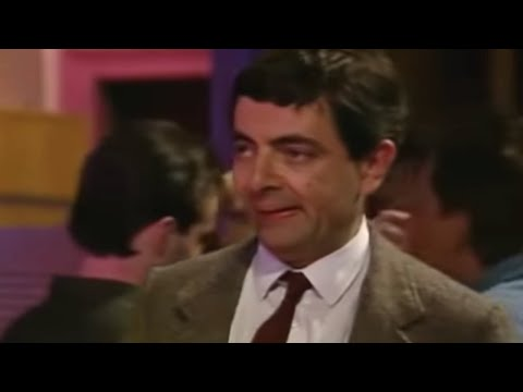 Bean to the Disco | Funny Clips | Classic Mr Bean