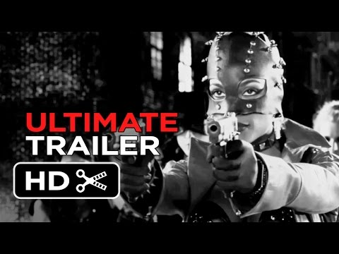 Sin City – Ultimate Classic Noir Trailer (2014) – Jessica Alba Movie HD