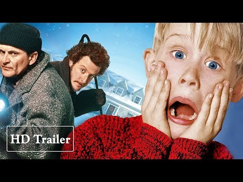 Home Alone (2018) Trailer #1 | Movieclips Classic Trailers