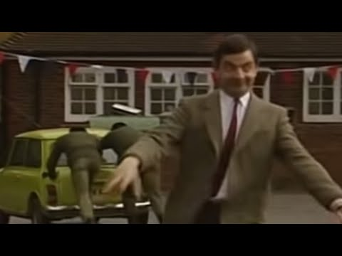 Marching Bean | Funny Clips | Classic Mr Bean