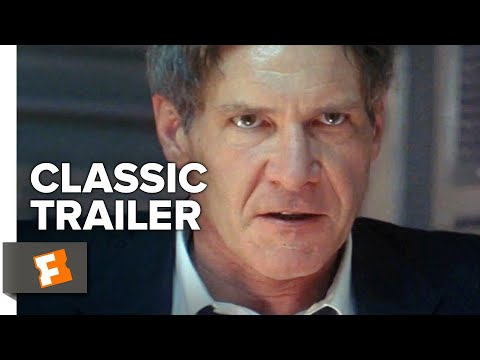 Air Force One (1997) Trailer #1   Movieclips Classic Trailers