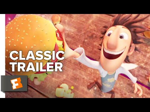 Cloudy With a Chance of Meatballs (2009) Trailer #2 | Movieclips Classic Trailers