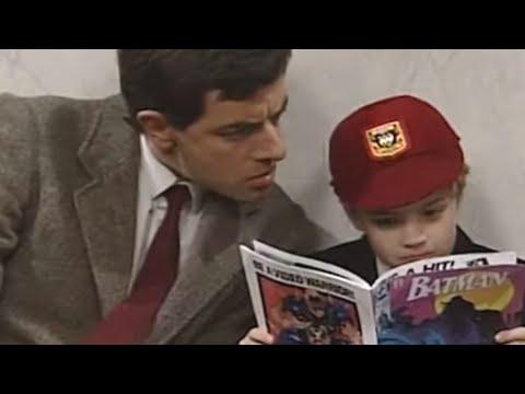 Bean Being Bean | Funny Clips | Classic Mr Bean
