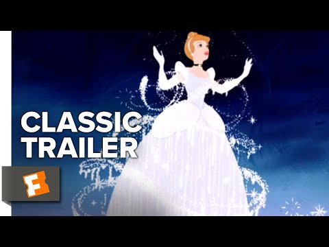 Cinderella (1950) Trailer #1 | Movieclips Classic Trailers