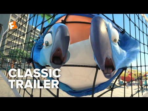 Rio (2011) Trailer #1 | Movieclips Classic Trailers