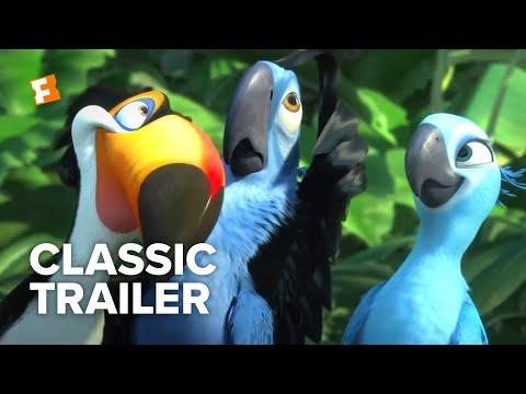 Rio (2011) Trailer #2 | Movieclips Classic Trailers